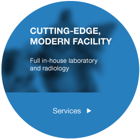 cutting edge modern facility